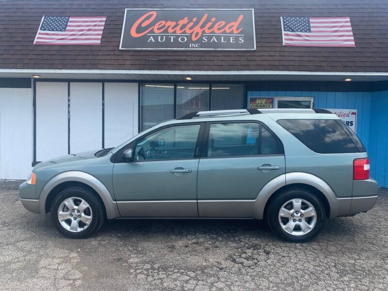 2007 Ford Freestyle for sale at Certified Auto Sales, Inc in Lorain OH