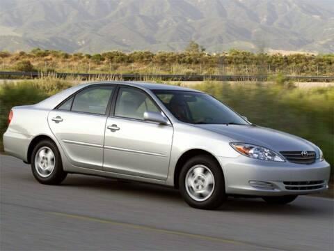 2002 Toyota Camry for sale at Bill Gatton Used Cars - BILL GATTON ACURA MAZDA in Johnson City TN