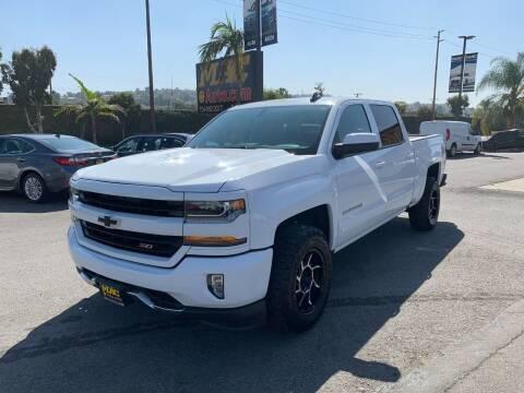2016 Chevrolet Silverado 1500 for sale at Mac Auto Inc in La Habra CA