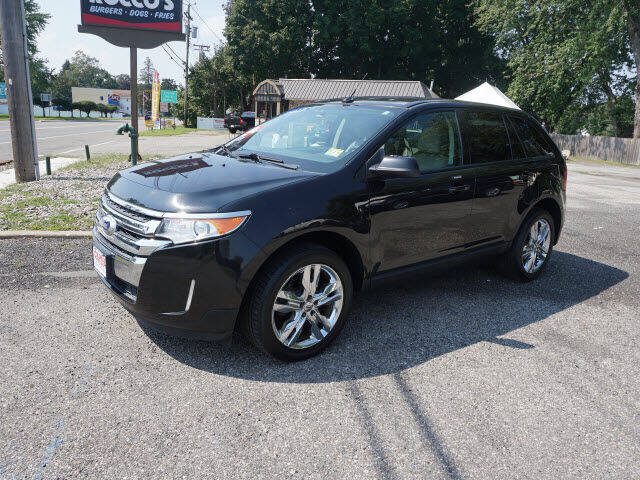 2012 Ford Edge for sale at Colonial Motors in Mine Hill NJ