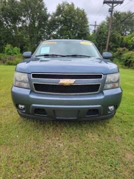 2008 Chevrolet Suburban for sale at CAPITOL AUTO SALES LLC in Baton Rouge LA