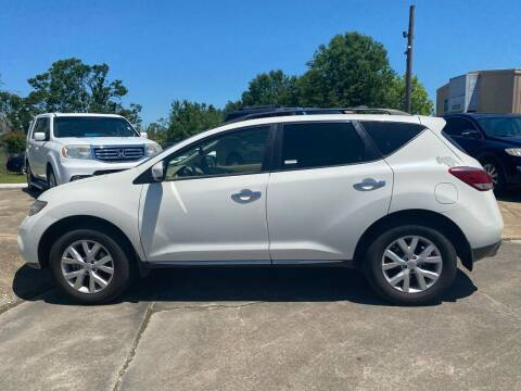 2014 Nissan Murano for sale at Bobby Lafleur Auto Sales in Lake Charles LA