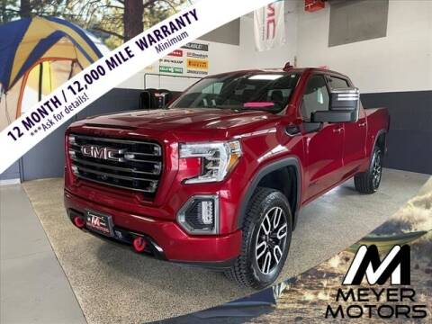 2020 GMC Sierra 1500 for sale at Meyer Motors in Plymouth WI
