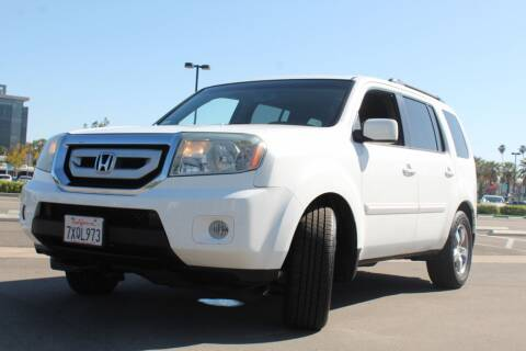2009 Honda Pilot for sale at FJ Auto Sales North Hollywood in North Hollywood CA