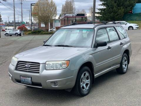 2007 Subaru Forester for sale at South Tacoma Motors Inc in Tacoma WA