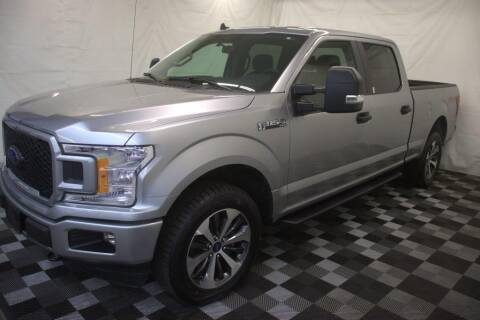2020 Ford F-150 for sale at AH Ride & Pride Auto Group in Akron OH