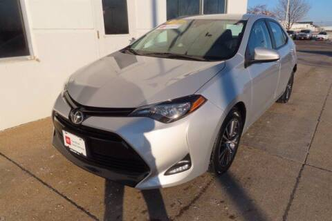 2019 Toyota Corolla for sale at HILAND TOYOTA in Moline IL