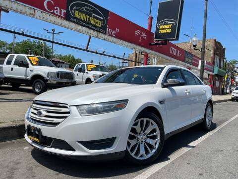 2013 Ford Taurus for sale at Manny Trucks in Chicago IL