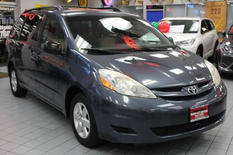 2010 Toyota Sienna for sale at Windy City Motors in Chicago IL