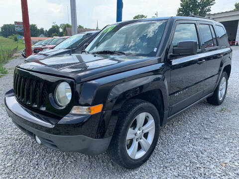 2015 Jeep Patriot for sale at Gary Sears Motors in Somerset KY