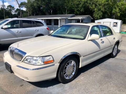 2006 Lincoln Town Car for sale at Panama Motor Sales in Jacksonville FL