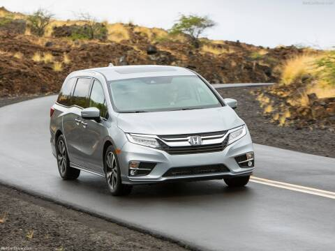 2020 Honda Odyssey for sale at Xclusive Auto Leasing NYC in Staten Island NY