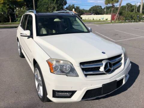 2011 Mercedes-Benz GLK for sale at LUXURY AUTO MALL in Tampa FL