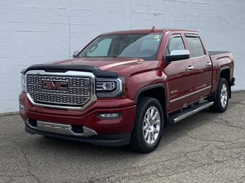 2018 GMC Sierra 1500 for sale at TEAM ONE CHEVROLET BUICK GMC in Charlotte MI