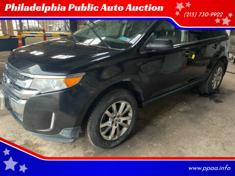 2013 Ford Edge for sale at Philadelphia Public Auto Auction in Philadelphia PA