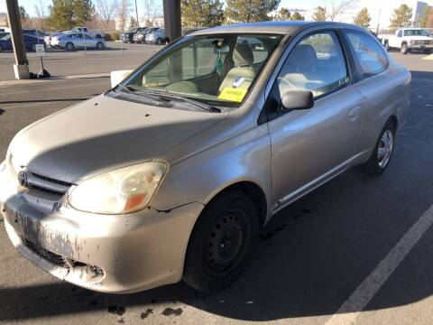 2003 Toyota ECHO for sale at Auto Bike Sales in Reno NV