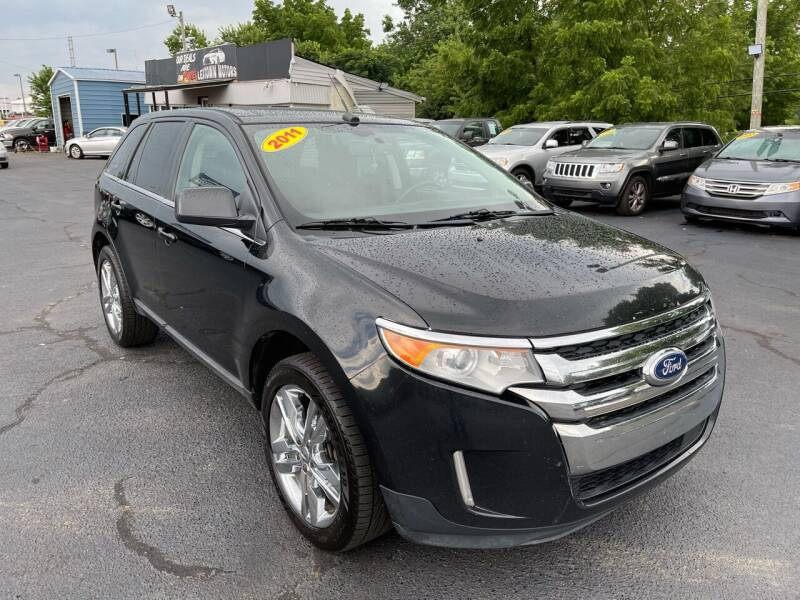 2011 Ford Edge for sale at LexTown Motors in Lexington KY