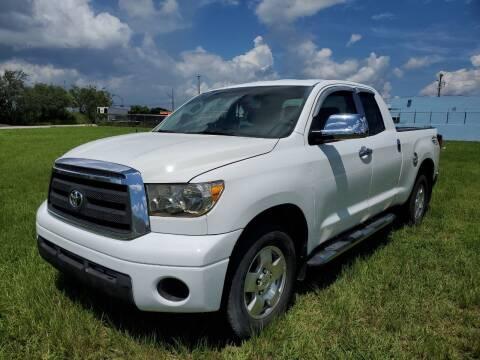 2011 Toyota Tundra for sale at VC Auto Sales in Miami FL