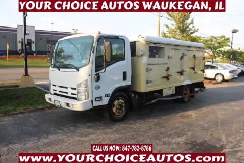2010 Isuzu NQR for sale at Your Choice Autos - Waukegan in Waukegan IL