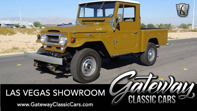 1966 Toyota Land Cruiser for sale in Las Vegas, NV