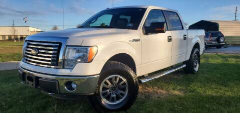 2012 Ford F-150 for sale at Sinclair Auto Inc. in Pendleton IN