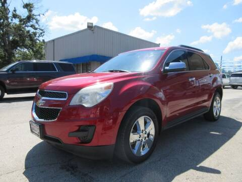 2014 Chevrolet Equinox for sale at Quality Investments in Tyler TX