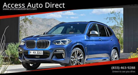 2018 BMW X3 for sale at Access Auto Direct in Baldwin NY