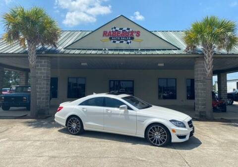 2012 Mercedes-Benz CLS for sale at Rabeaux's Auto Sales in Lafayette LA