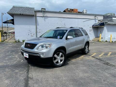 2012 GMC Acadia for sale at Santa Motors Inc in Rochester NY