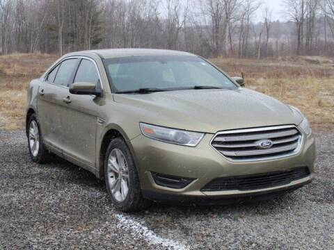 2013 Ford Taurus for sale at Street Track n Trail - Vehicles in Conneaut Lake PA