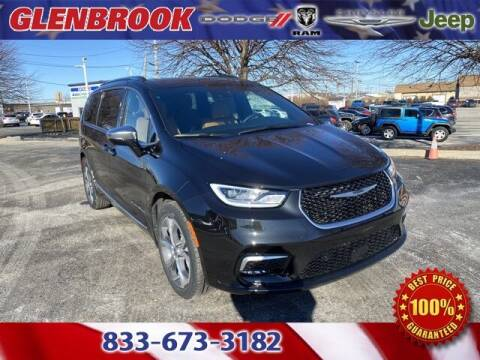 2021 Chrysler Pacifica for sale at Glenbrook Dodge Chrysler Jeep Ram and Fiat in Fort Wayne IN