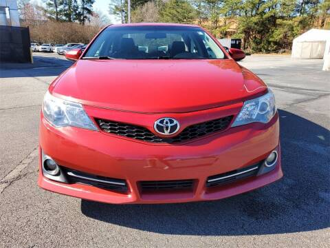 2012 Toyota Camry for sale at Southern Auto Solutions - Acura Carland in Marietta GA