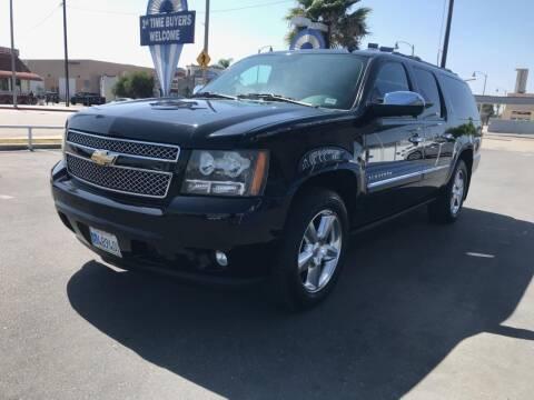 2011 Chevrolet Suburban for sale at Montebello Auto Sales in Montebello CA