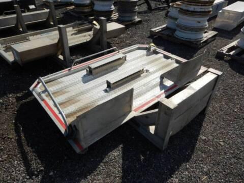 Sturdy-Lite  Aluminum Headache Rack for sale at M & W MOTOR COMPANY in Hope AR