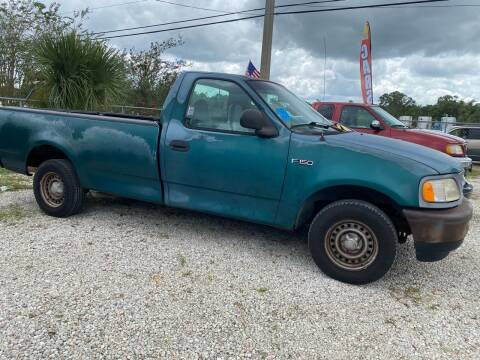 1997 Ford F-150 for sale at Faith Auto Sales in Jacksonville FL