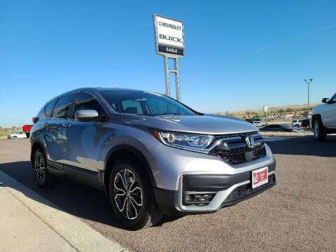 2020 Honda CR-V for sale at Tommy's Car Lot in Chadron NE