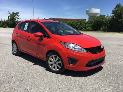 2012 Ford Fiesta for sale at Rayyan Auto Sales LLC in Lexington KY