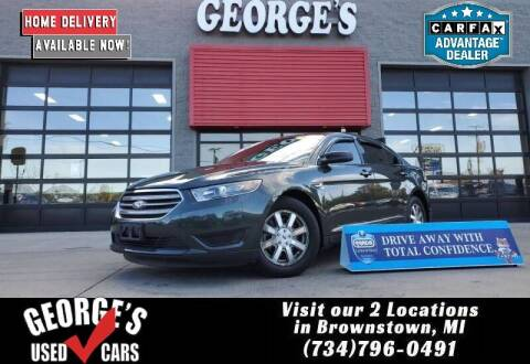 2016 Ford Taurus for sale at George's Used Cars - Pennsylvania & Allen in Brownstown MI