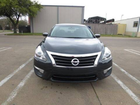 2015 Nissan Altima for sale at MOTORS OF TEXAS in Houston TX