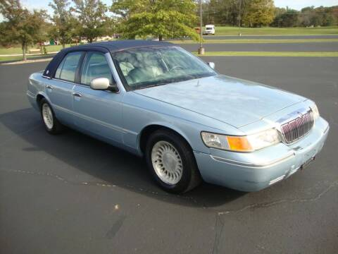 2002 Mercury Grand Marquis for sale at MIKES AUTO CENTER in Lexington OH