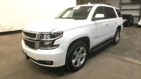2016 Chevrolet Tahoe for sale at Waconia Auto Detail in Waconia MN