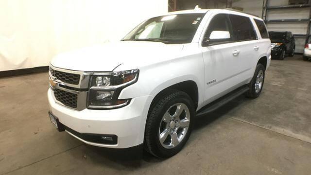2016 Chevrolet Tahoe for sale at Victoria Auto Sales in Victoria MN