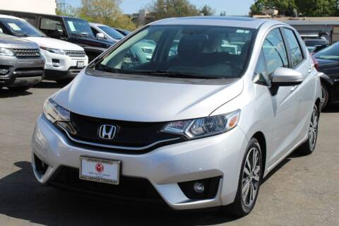 2015 Honda Fit for sale at Mag Motor Company in Walnut Creek CA