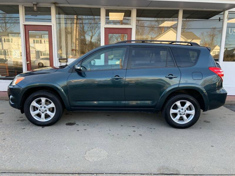 2009 Toyota RAV4 for sale at O'Connell Motors in Framingham MA