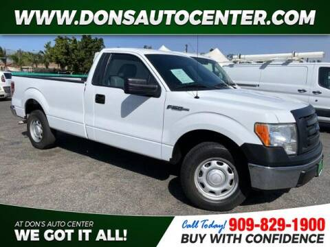 2012 Ford F-150 for sale at Dons Auto Center in Fontana CA
