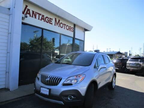 2015 Buick Encore for sale at Vantage Motors LLC in Raytown MO