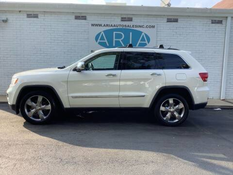 2012 Jeep Grand Cherokee for sale at ARIA AUTO SALES INC.COM in Raleigh NC