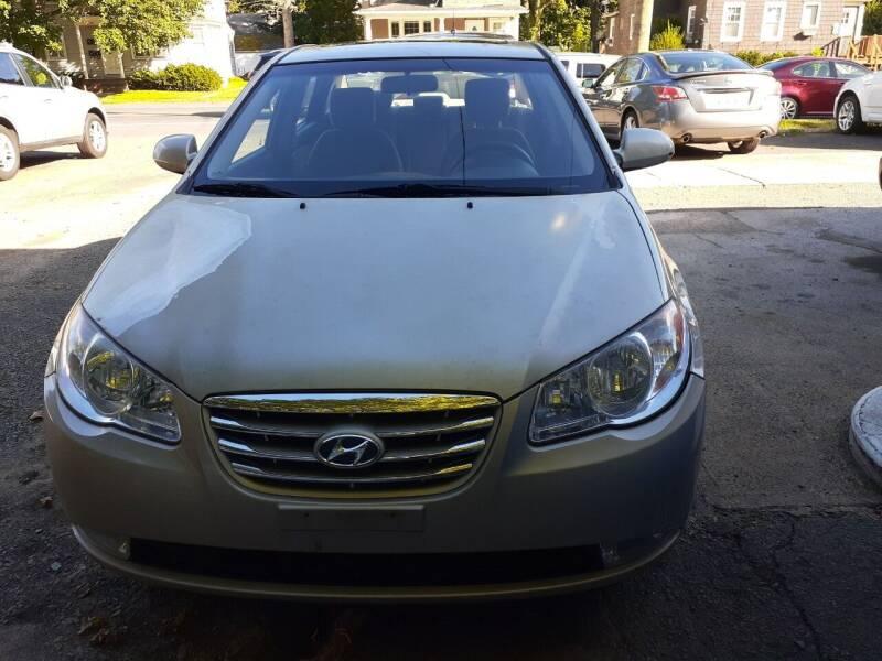 2010 Hyundai Elantra for sale at Broad Street Auto in Meriden CT