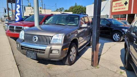 2006 Mercury Mountaineer for sale at Direct Auto Sales+ in Spokane Valley WA