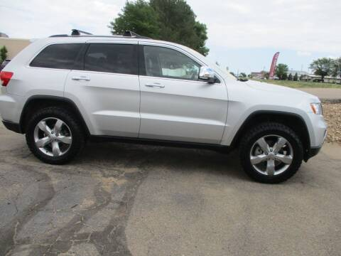 2013 Jeep Grand Cherokee for sale at Advantage Auto Brokers Inc in Greeley CO
